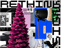 RE: Rethink, Redesign, Recycle