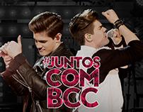 Hotsite Breno & Caio Cesar