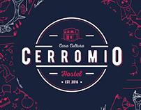 Cerromio · Branding