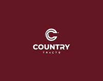 Logo design for Country Tracts
