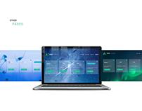 DSA Practice website redesign