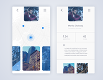 Daily UI #044 - Favorites - free Sketch source