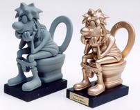 Modelagens e Esculturas