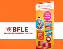 BFLE - Roll Up Banner