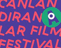 Canlandıranlar Animation Film Festival Identity Design