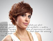Pola & Art Hairdressing Photoshooting 11 Collection