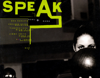 SPEAK ISSUE 01