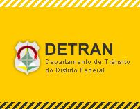Detran - Departamento de Trânsito do Distrito Federal