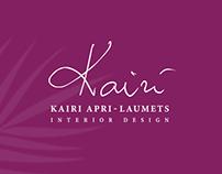 Kairi Apri - Laumets. Interior Designer.