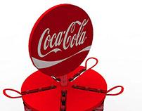 coke table top