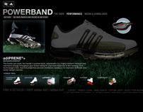 Adidas Golf Powerband