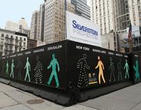 Walking Men Worldwide™ (Public Art Installation)