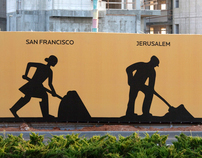 Men At Work (Public Art Installation)