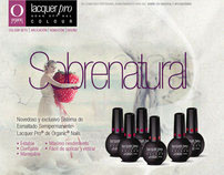 Organic Nails ProLaquer