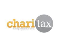 Charitax - Branding and Logo Design