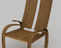 Projeto - Cadeira Biribá