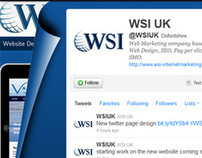 WSI Twitter page