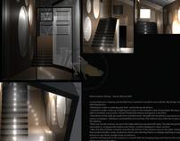 Interior Design - Pelican PR  interior concept