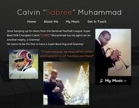"""Calvin """"Sabree"""" Muhammad"""