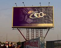 Hoarding/Banner change