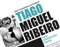 Tiago Curriculum