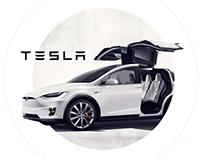 Tesla. Model X.