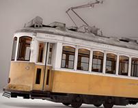 Portuguese Tram | Eléctrico Lisboeta