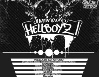 Juaninacka - Gira Hellboyz