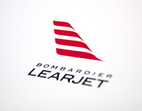 Bombardier Learjet - logo
