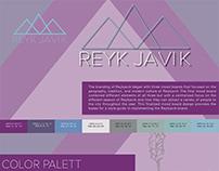 Reykjavik Branding Concept