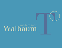 Justus of Type: Walbaum