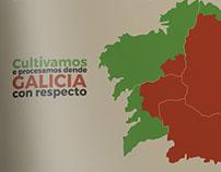 Díptico Inorde / IXP Castaña de Galicia