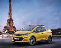 Opel Ampera -e Ute