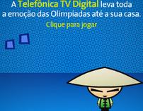 Telefônica - Campanha TFN TV Digital - Olimpíadas