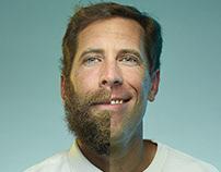 COVID beard