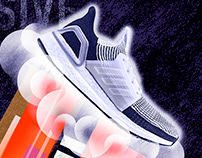 Adidas Ultraboost V / London