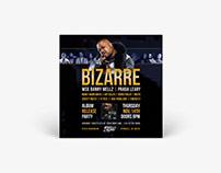 Event Posters - Bizarre // Rufus Album Release