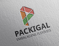 Packigal - Corporate identity