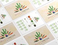 The Rusty Cactus Social Media Branding Kit