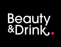 BEAUTY & DRINK _ Freelance project