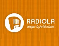 Radiola Design e Publicidade - Proposta conceitual