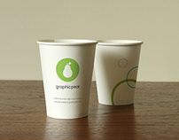 Disposable Cup Mockups