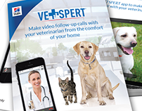 Hills® VetSpert® Vet Call-in App