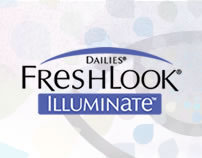 FRESHLOOK Illuminate Free Trial Site