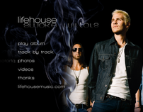 Lifehouse Smoke & Mirrors iTunes LP