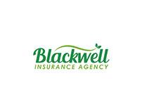 Blackwell Insurance Agency Logo Design