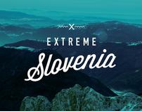 Extreme Slovenia Brand ID