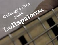 Lollapalooza Lineup