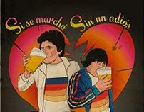 Ilustración Los Shapis