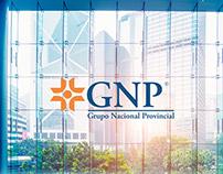 App eventos GNP